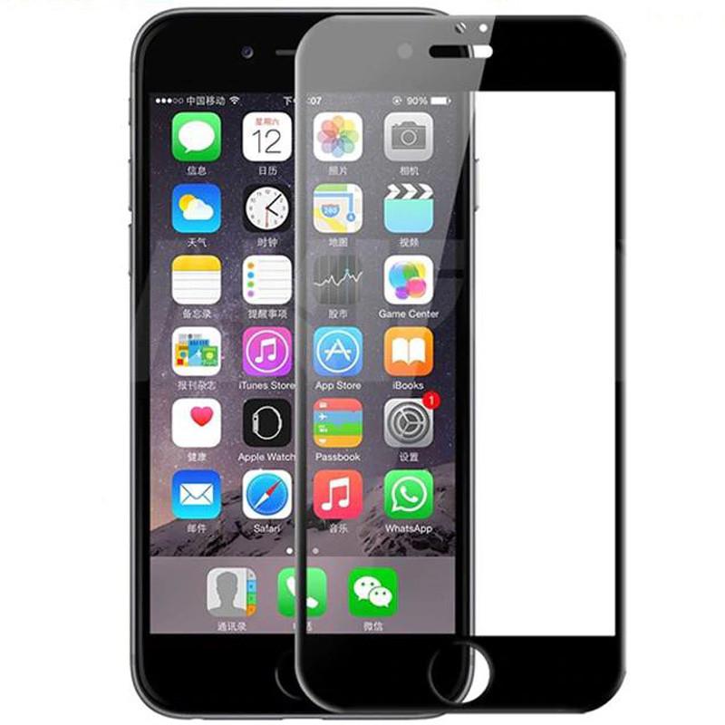 """Защитное 3D стекло Artoriz (full glue) для Apple iPhone 7 / 8 / SE (2020) (4.7"""")"""