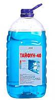 Охлаждающая жидкость   -40C, 1л   ПЭТ кан (тосол, ТАЙФУН)   МФК   (#GRS)