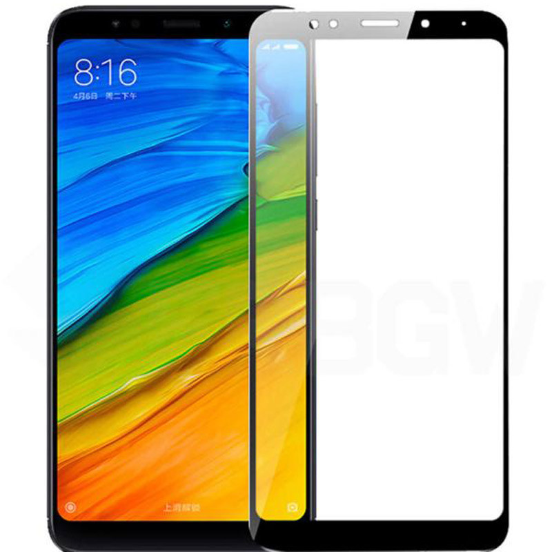 Гибкое ультратонкое стекло Mocoson Nano Glass для Xiaomi Redmi 5 Plus / Redmi Note 5 (Single Camera)