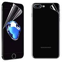 """Бронированная полиуретановая пленка (на обе стороны) для Apple iPhone 7 plus / 8 plus (5.5"""")"""
