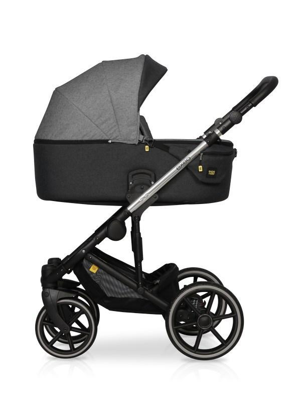Дитяча коляска 2 в 1 Expander Exeo 05 Carbon