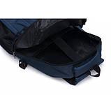Рюкзак туристический Wings для ручной клади Синий (2100134), фото 4