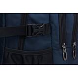 Рюкзак туристический Wings для ручной клади Синий (2100134), фото 5