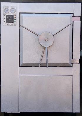 Стерилізатор паровий M2-ST-НА, об´єм камери 250 л