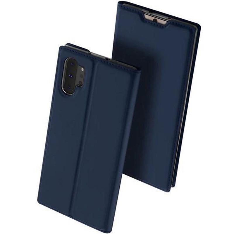Чехол-книжка Dux Ducis с карманом для визиток для Samsung Galaxy Note 10 Plus
