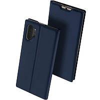 Чехол-книжка Dux Ducis с карманом для визиток для Samsung Galaxy Note 10 Plus, фото 1