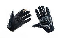 Перчатки   SUOMY   (черно-грифельные size M)