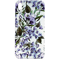 TPU чехол Акварель Flower series для Samsung Galaxy A10 (A105F)