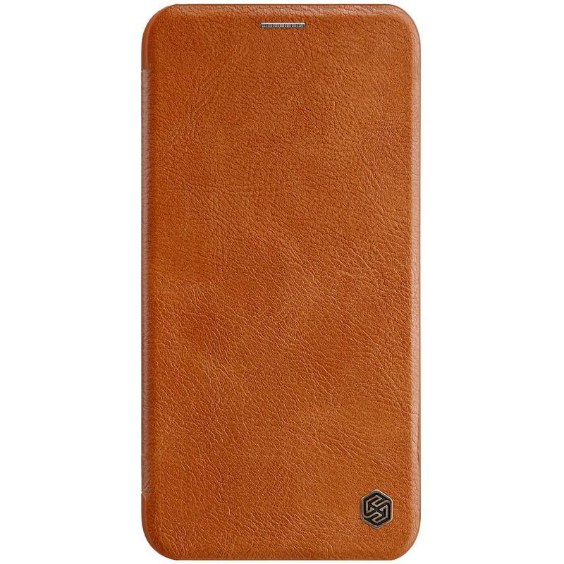 """Кожаный чехол (книжка) Amax Qin Series для Apple iPhone 11 Pro (5.8"""")"""