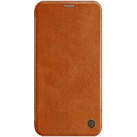 """Кожаный чехол (книжка) Amax Qin Series для Apple iPhone 11 Pro (5.8""""), фото 1"""