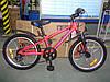 Спортивный горный велосипед Crosser Bright 20 дюймов  BLACK, фото 3