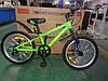 Спортивный горный велосипед Crosser Bright 20 дюймов  BLACK, фото 5