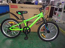 Спортивный горный велосипед Crosser Bright 20 дюймов  RED, фото 2