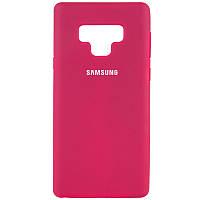 Чехол Silicone Cover Full Protective (AA) для Samsung Galaxy Note 9, фото 1