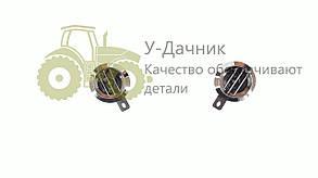 Сигнал   Alpha   12V   (хром)   PLT