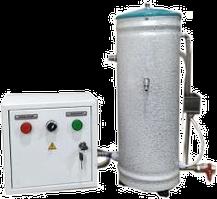 Аквадистилятор електричний одноразової дистиляції з напівавтоматичним керуванням D4