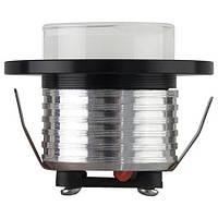 Светильник светодиодный Horoz Electric BELLA врезной 3Вт 125Лм 4200K чёрный (016-042-0003)