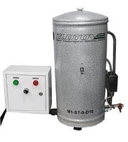 Аквадистилятор електричний одноразової дистиляції з напівавтоматичним керуванням D25