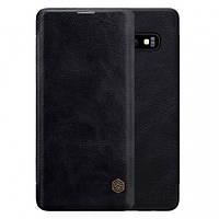 Кожаный чехол (книжка) Amax Qin Series для Samsung Galaxy S10, фото 1