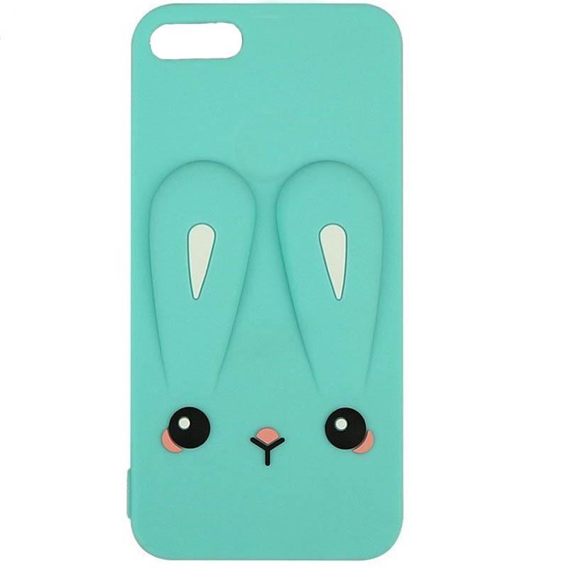 """Силиконовая накладка 3D Child Bunny для Apple iPhone 6 / 6s/ 7 / 8 (4.7"""")"""