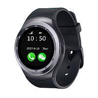 Смарт-часы UWatch Y1 Black, фото 1