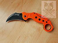 Нож раскладной / складной керамбит / ніж розкладний керамбіт