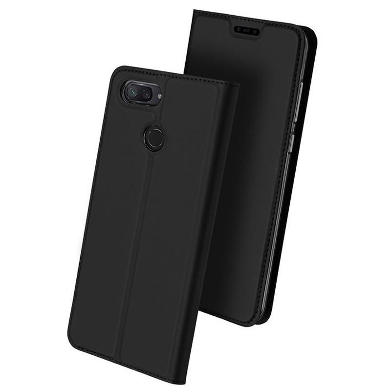 Чехол-книжка Dux Ducis с карманом для визиток для Xiaomi Mi 8 Lite / Mi 8 Youth (Mi 8X)
