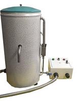 Аквадистилятор електричний одноразової дистиляції з напівавтоматичним керуванням D50