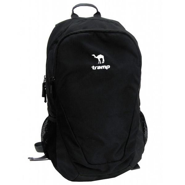 Городской рюкзак City-22 черный Tramp TRP-020
