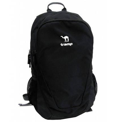 Городской рюкзак City-22 черный Tramp TRP-020, фото 2
