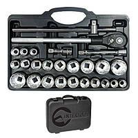 Профессиональный набор инструментов 3/4, 26 ед INTERTOOL ET-6026