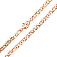Цепочка из красного золота Исида 000101559 40 размер