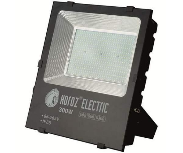 Светодиодный прожектор LEOPAR-300 300W 6400K (Horoz Electric)