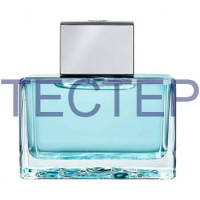 Antonio Banderas Blue Seduction For Women Туалетная вода 80 ml Тестер Original, фото 2