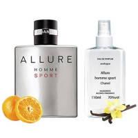 Chanel Allure Homme Sport Парфюмированная вода 110 ml, фото 2