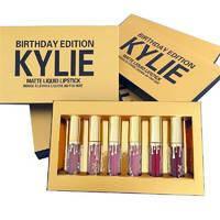 Kylie Birthday Edition Matte Lipstick набор помад, фото 2
