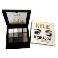 Kylie Kyshadow Eyeshadow Тени для век 12 цветов, фото 2