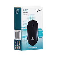 Мышь Usb Logitech B100 SKL11-232485