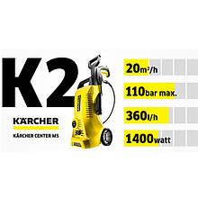 Мойки Karcher серия K2
