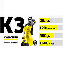 Мойки Karcher серия K3