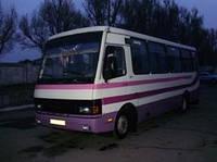 Автобусы и микроавтобусы для праздничных и корпоративных мероприятий.