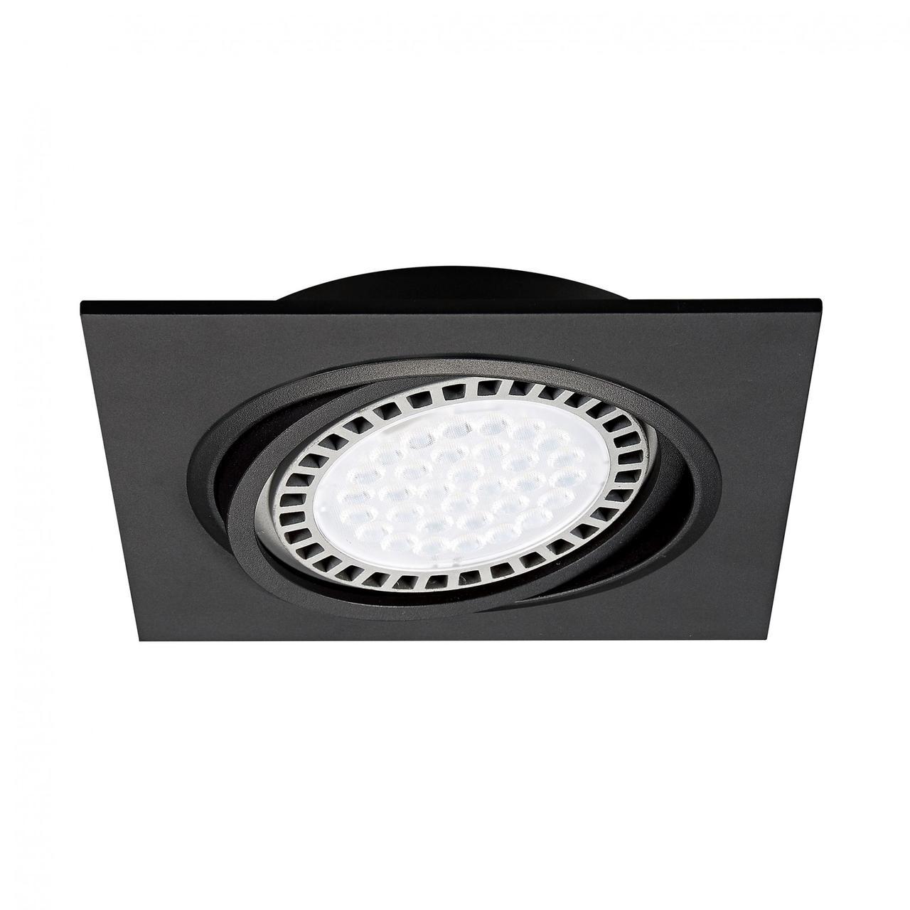 Врезной светильник ZUMA LINE  20071-BK BOXY DL 1