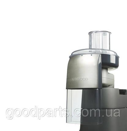 Насадка терка-ломтерезка для кухонных комбайнов Kenwood AT340 AWAT340001, фото 2