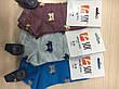 Шкарпетки спортивні жіночі  23-25 р. (36-40) з принтом, фото 4