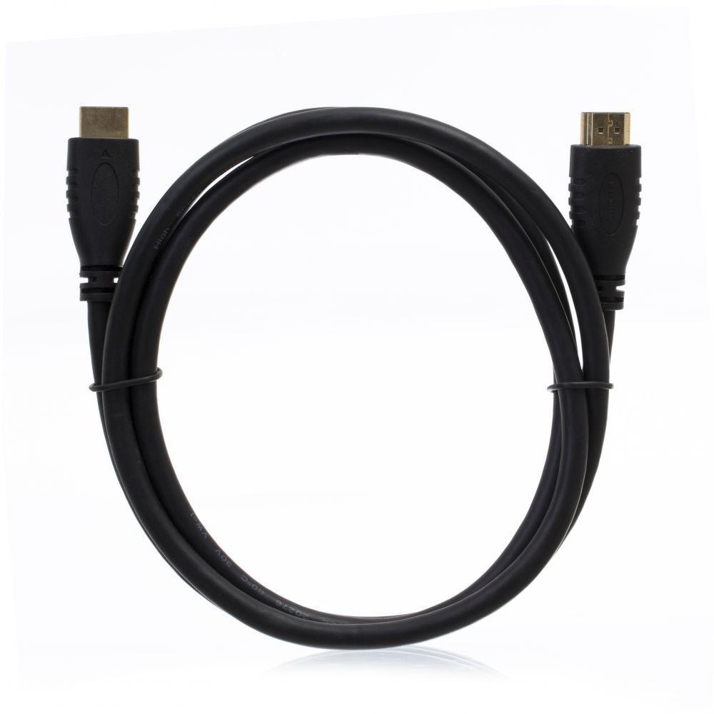 Кабель HDMI-HDMI 2.0V Cooper (1.5м, черный)