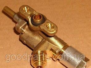 Кран газовый большой горелки для газовой плиты Beko 231910129, фото 2