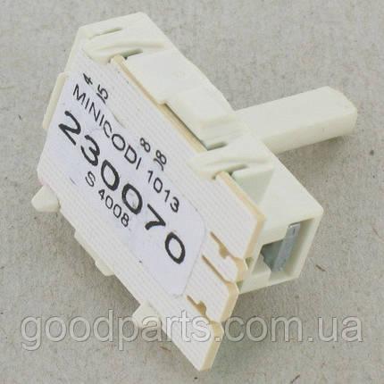 Переключатель температуры духовки для плиты Gorenje 230070, фото 2