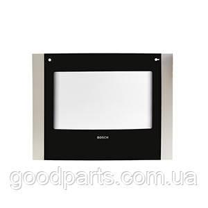 Наружное стекло для двери духовки к плите Bosch 243730