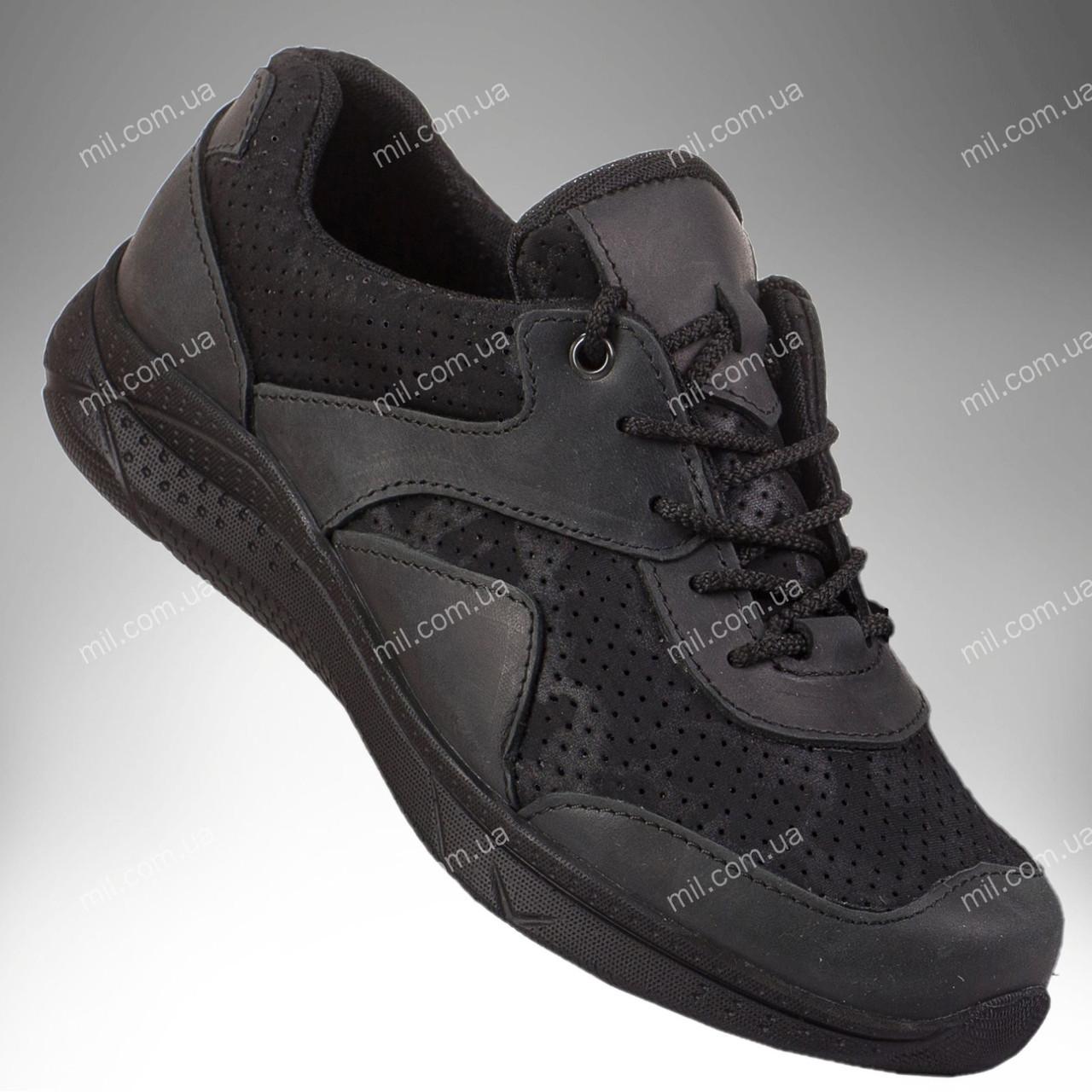 Военные летние кроссовки / тактическая обувь, армейская спецобувь GENESIS (camo black)