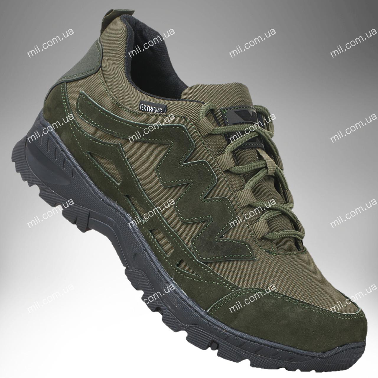 Тактичні літні кросівки / військова взуття Comanche Gen.II (olive)